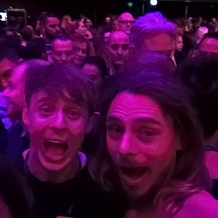 Even if you don't go out clubbing, bring your own party everywhere you go – Bitch, you are in Amsterdam! My husband and I had an incredible time with old and new friends – but the highlight was clearly Madonna's incredible show, part of the ongoing Rebel Heart Tour.